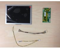 LCD Rev Upgrade Kit, 1800SE