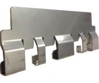 Metal Push Plate Insert