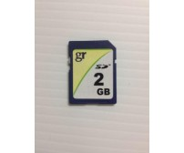 SD Card 2GB - ATM Software