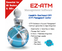 ez-ATM Management Software