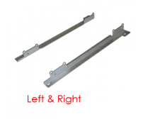 Left and Right Mounting Kit, Rails -MCDU -C4000