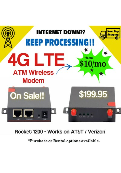 4G Wireless Modem 1200