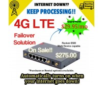 4G Wireless Failover Modem 6500