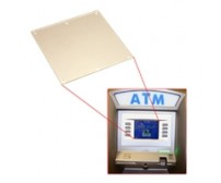 ATM Clear Plastic LCD Window, 5.7