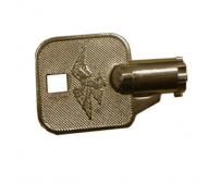 Door Key, Barrel Type