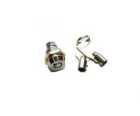 Key Lock Set, Type 6 Lock, Internal SCDU/MCDU Cassette Type
